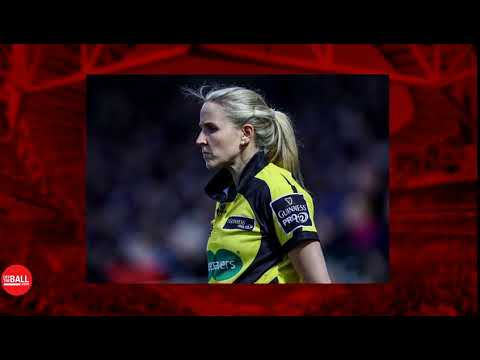 INTERVIEW | Joy Neville on life as an elite rugby referee and Oliver-Buffon