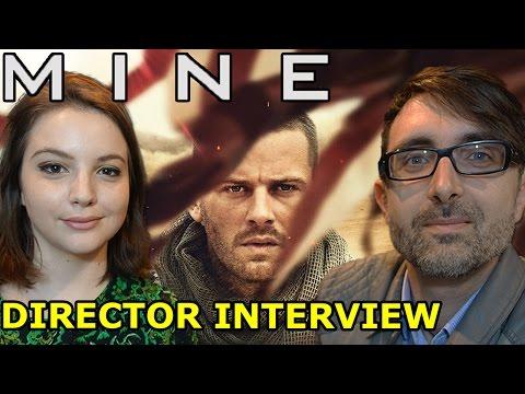 Interview with Fabio Guaglione - Director of MINE [SUB ITA]