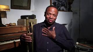 Leroy Jones - Trumpet and Jazz Wisdom - Part 1