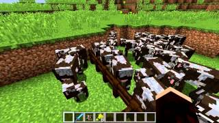 Minecraft Gameplay Tips: Meat Farming