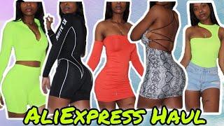 ‼️HUGE AliExpress Try-on Haul‼️ Under $10!!