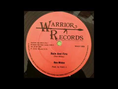Ras Midas - Rain and Fire (Warrior Records) 1979