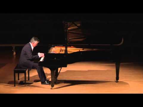 Ruben Ramos, Argentinian Tango Recital, solo piano.