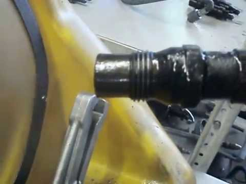 Проверка механических дизельных форсунок