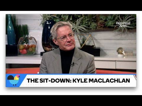 """Kyle MacLachlan Plays A """"Twin Peaks"""" Lightning Round"""