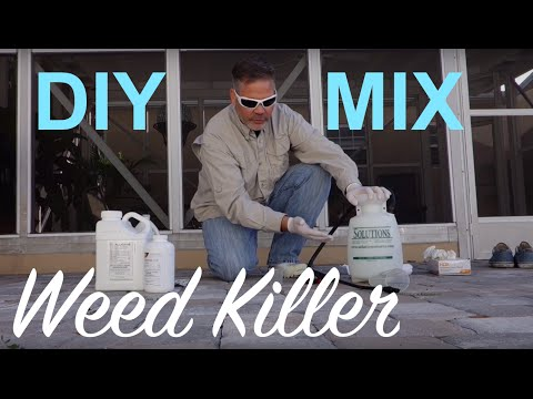 Custom Weed Control Mix For Lawns With A Spike