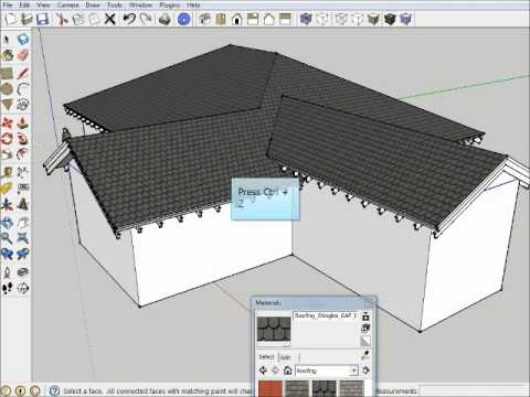 Instant Roof Plugin For Sketchup Presented By Nextwave