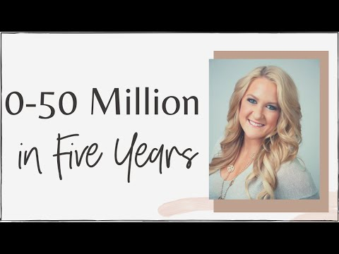 0 to 50 Million in 5 years! Interview with rockstar agent Rachel Adams on her wins and losses!