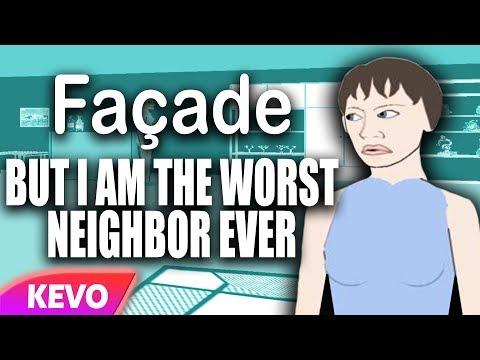 Facade but I am the worst friend ever