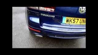 2007 VOLKSWAGEN TOUAREG 3 0 TDI V6 ALTITUDE Auto SAT NAV MASSIVE SPEC BEST MODEL