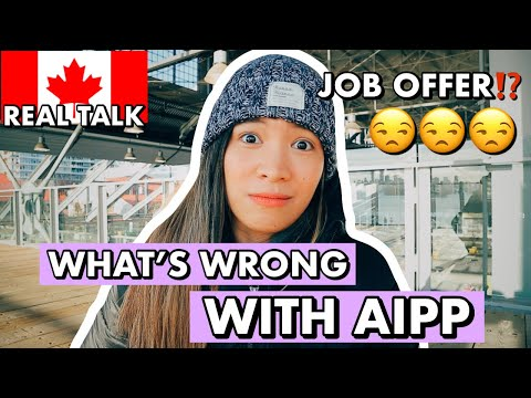 AIPP - WHAT'S WRONG WITH IT? | Atlantic Immigration Pilot Program 2021