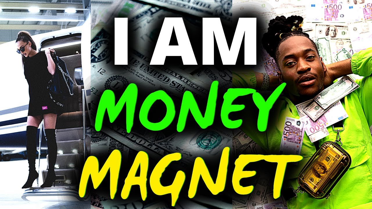 Highly Powerful Money Affirmations (Use Daily!)