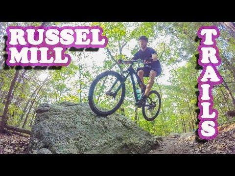 Mountain Biking Russel Mill Trails | Chelmsford, MA
