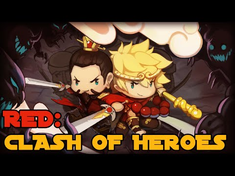 [SG/PH/Android] RED: Clash of Heroes - Overview & First Look (Adventure, World Boss, Raid, PVP) !