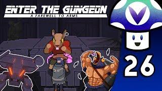 [Vinesauce] Vinny - Enter The Gungeon (PART 26)