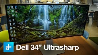 dell ultrasharp 34 u3415w monitor