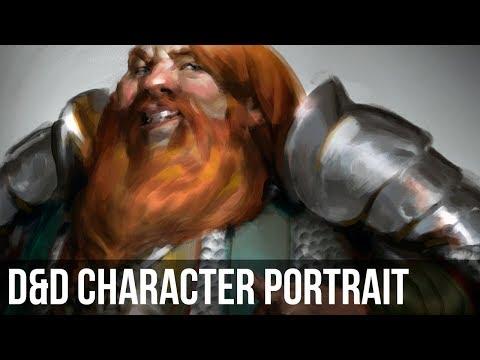 """Targ""   Digital Character Portrait + Chat"
