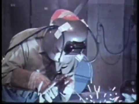 Air Sampling For Welding Fumes 1979 Dod Youtube