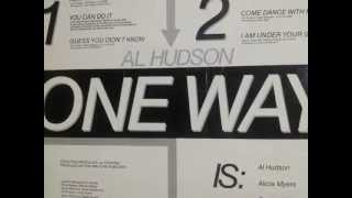 "ONE WAY feat. AL HUDSON. ""I am under your spell"". 1979. vinyl full track lp."