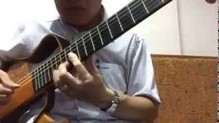 Đóng nhanh lúa tốt Độc tấu guitar