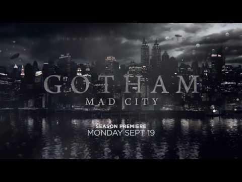 Scala & Kolacny Brothers (Nothing Else Matters) In Gotham Trailer (season 3)