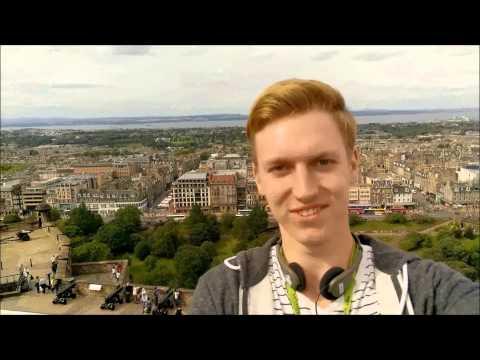 Edinburgh Castle - Schottland-Trip [German]