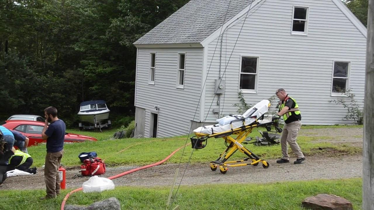 UPDATE: Route 90 car crash injures three teens   PenBay Pilot