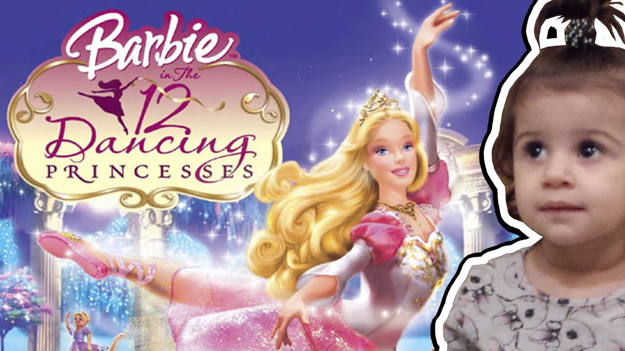 Barbie Clip Dancing Princesses 5 12