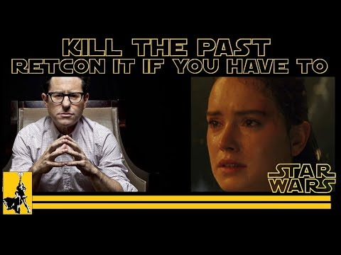 Rey's Parents: Should JJ Abrams Retcon The Last Jedi? Discussion Starter