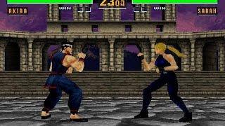 100 Sega Arcade Games In 10 Minutes ( Part 2: 1989 - 1996)