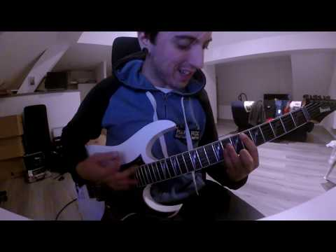PULLEY - Gone ♫ Guitar Cover Alexis Devaux ♫ mp3