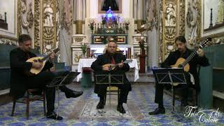 Antonio Vivaldi - Concerto RV 93 - III Allegro - Trio Calace