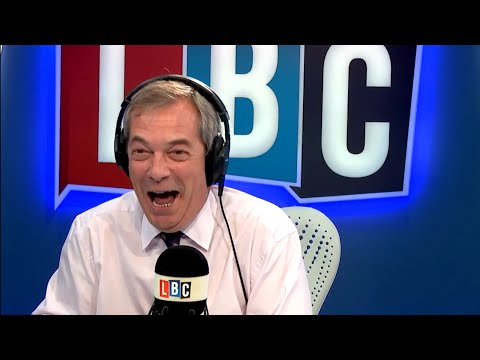The Nigel Farage Show: is it time for John Bercow to go? LBC - 27th March 2018