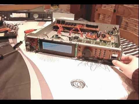 Fixing Korg Wavestation A/D  display
