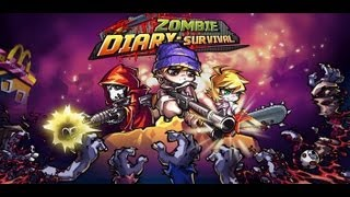 Android Zombie Diary: Survival screenshot 5