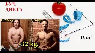 30 кг ЖИРА! Сушка / Похудение / БУЧ диета / Трансформация из жиробаса в дрища. Часть 3