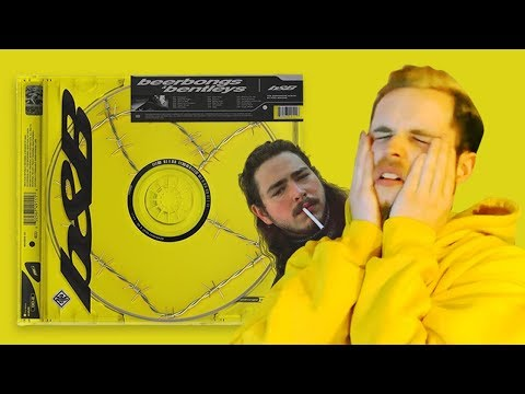 Post Malone - beerbongs & bentleys (FIRST REACTION/REVIEW)