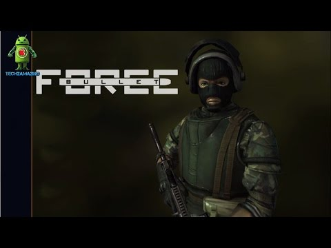 BULLET FORCE IOS / Android Gameplay HD