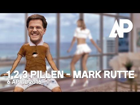 Mark Rutte covert 1, 2, 3 van Lil' Kleine & Ronnie Flex | De Avondploeg
