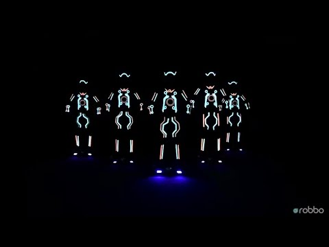 Hoverboard Robbo Dance Crew - Amazing Dance & Acrobatic tricks on Hoverboard, Segway, Smart Balance