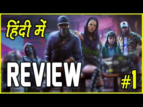 Watch Dogs 2 || Gameplay Review in Hindi (हिंदी)