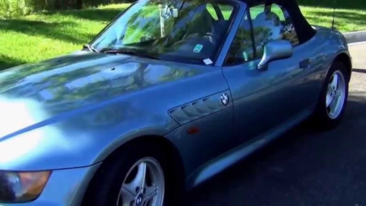 1998 Bmw Z3 Auto Used Car For Sale 007 Limited Edition