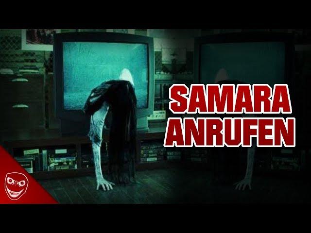 Du kannst Samara aus The Ring anrufen! Sadakos Nummer!