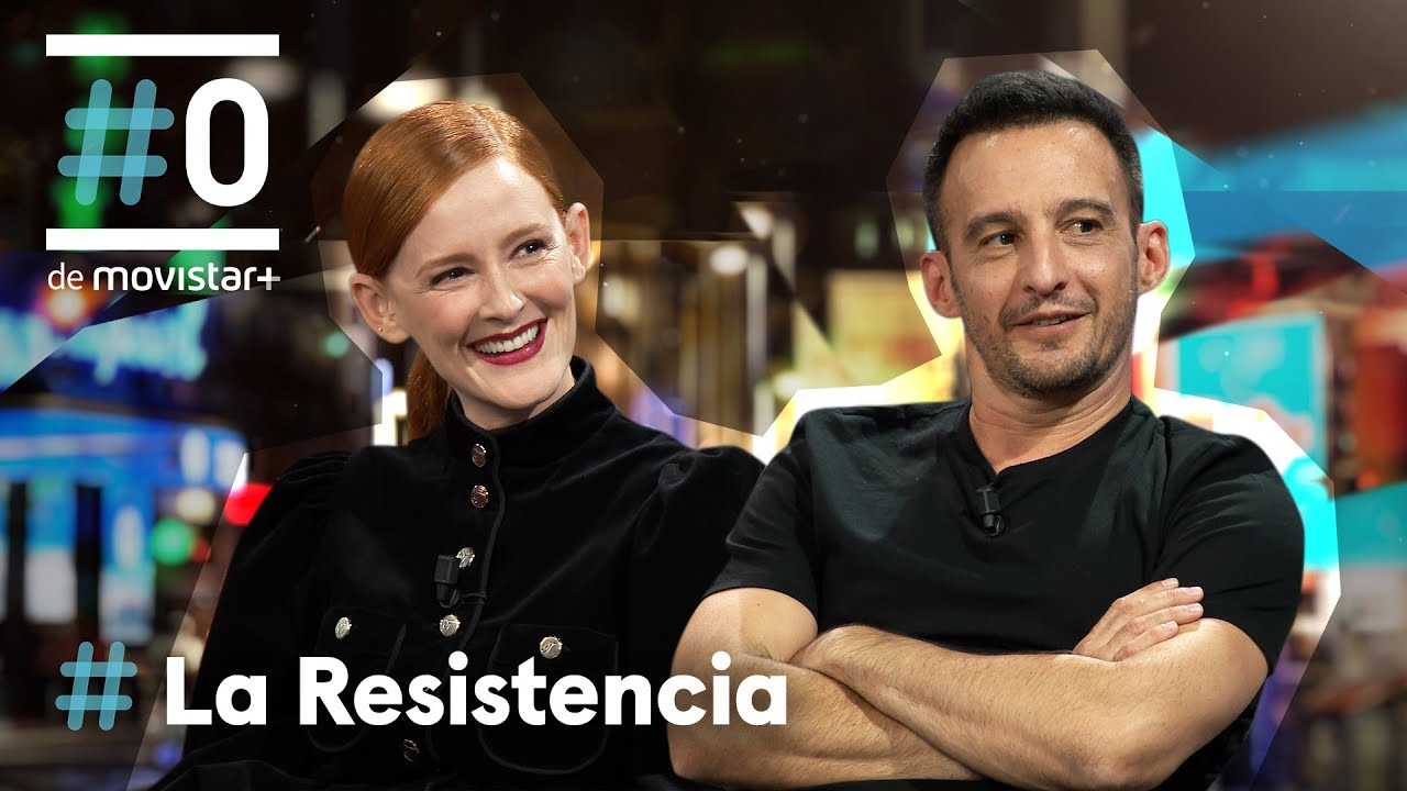 Download LA RESISTENCIA - Entrevista a Ana Polvorosa y Alejandro Amenábar | #LaResistencia 14.10.2021