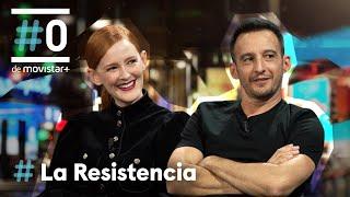 LA RESISTENCIA - Entrevista a Ana Polvorosa y Alejandro Amenábar | #LaResistencia 14.10.2021