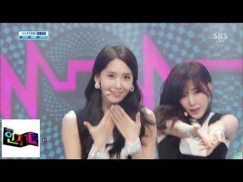 [Girl's Generation] - Mr. Mr @ Popular Inkigayo 140309