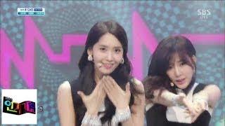 [소녀시대 Girl's Generation] - Mr. Mr @인기가요 Inkigayo 140309