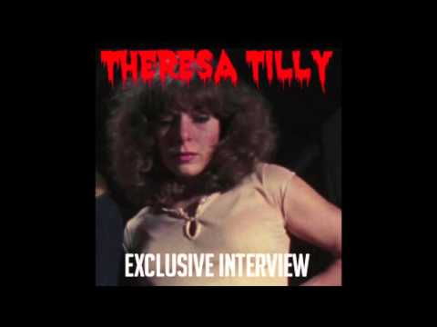 The Cult Classic Horror Show Episode 6: Interview with Theresa Tilly