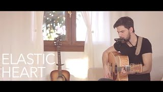 Sia - Elastic Heart feat. Shia LaBeouf & Maddie Ziegler (Damien McFly acoustic folk cover)