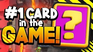 TWO SHOCKING CARDS are TAKING OVER Clash Royale